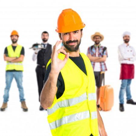 Representante do Empregador/Empregador/Trabalhador Designado para a função de Segurança e Saúde na Empresa